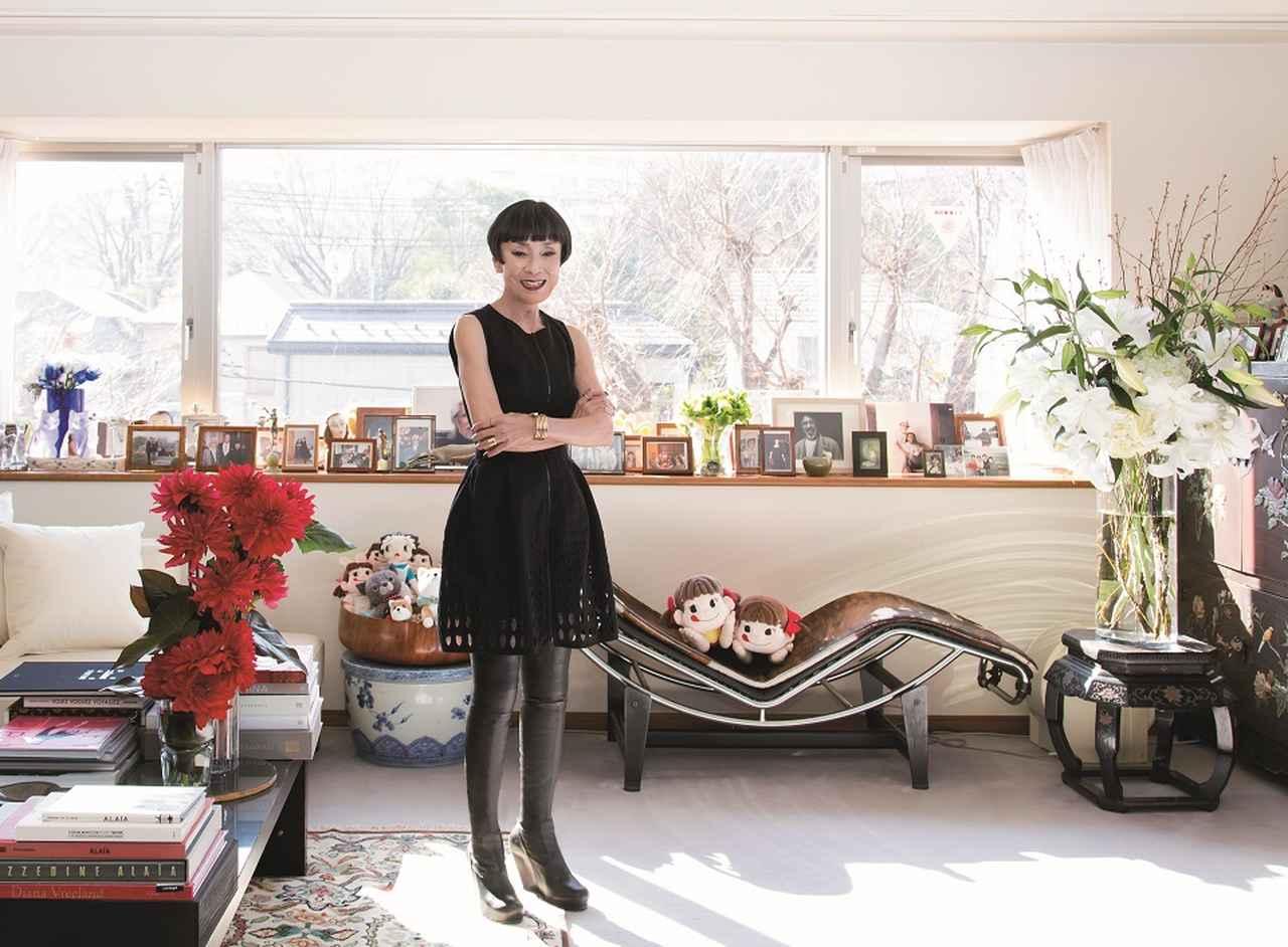 """Images : 3番目の画像 - 「年齢を超えて """"ずっと美しい""""人たちの エイジング哲学に学ぶ」のアルバム - T JAPAN:The New York Times Style Magazine 公式サイト"""