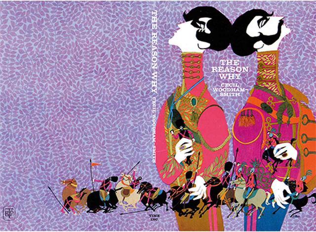 画像: 「60年代に活躍したイラストレーターのカップル、レオ&ダイアナ・ディロンの作品は、昔からずっと好き!特にこのブックカバー!」 COURTESY OF LEO AND DIANE DILLON
