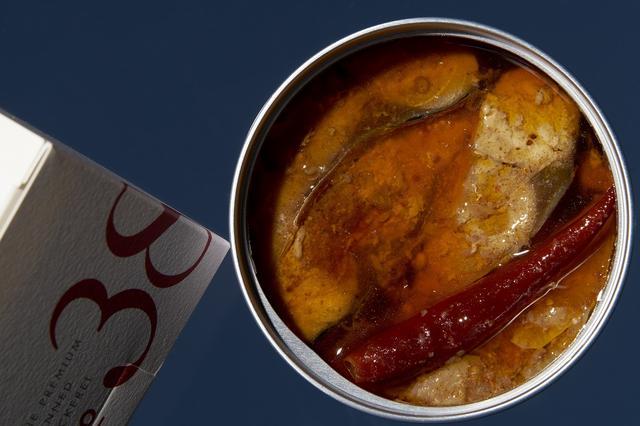 画像: 「CHILI AND GARLIC/辛味引き立つガーリックオイル仕立て」¥1,200