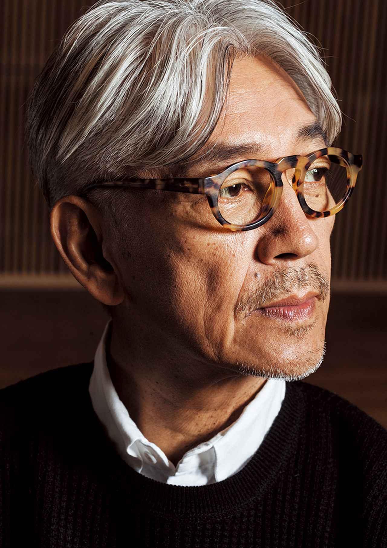 Images : 1番目の画像 - 「坂本龍一が語る、 自身が今作りたい音楽について」のアルバム - T JAPAN:The New York Times Style Magazine 公式サイト
