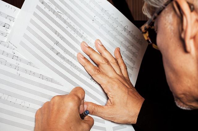 画像4: 坂本龍一が語る、 自身が今作りたい音楽について