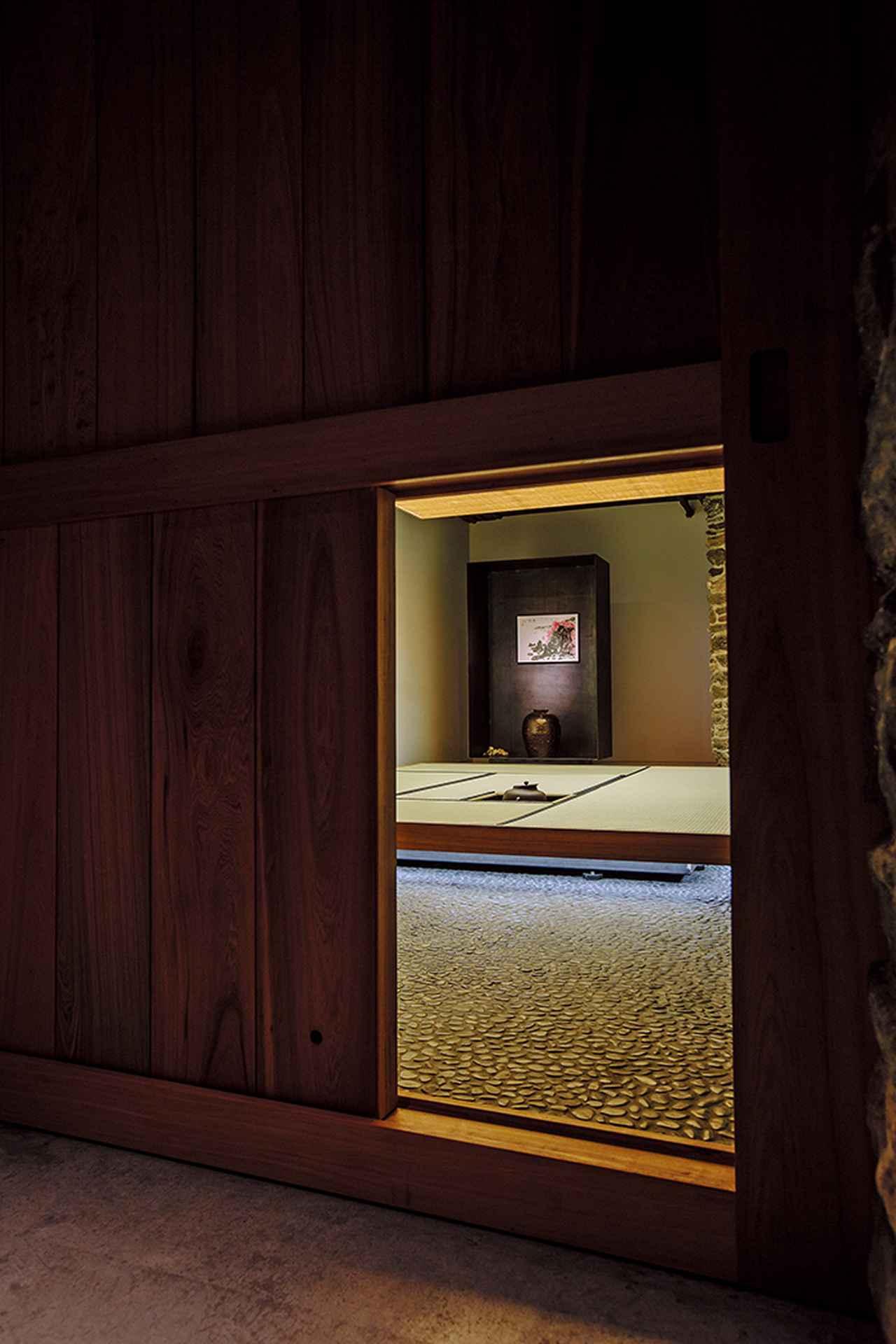 Images : 1番目の画像 - 「アーティストには 茶室が必要である」のアルバム - T JAPAN:The New York Times Style Magazine 公式サイト