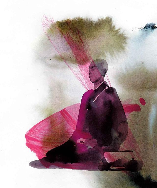 画像: うしろめたさを感じながらも便利な生活をやめられない私たちに、僧侶たちは最小限のものさえあれば生きていけることを示してくれる ©2017STINA PERRSON-CWCTOKYO.COM