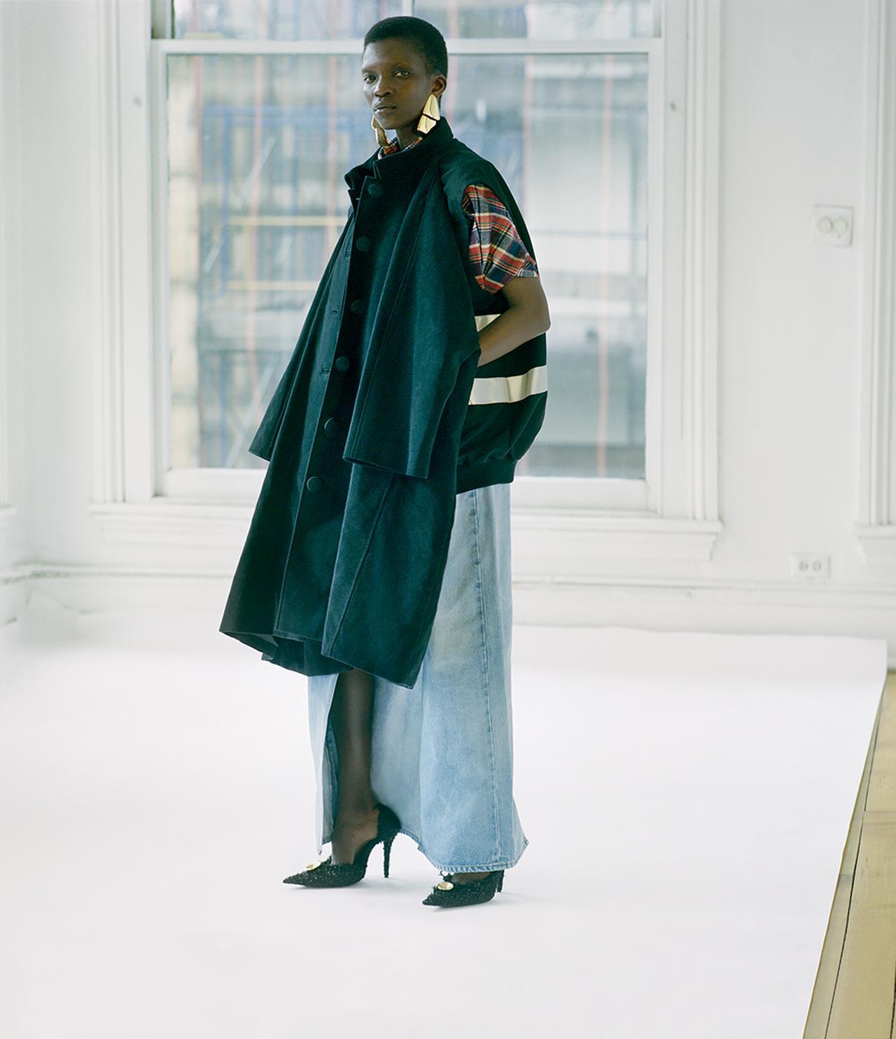 Images : 2番目の画像 - 「ファッションが映し出す、 世界の終わりの予感」のアルバム - T JAPAN:The New York Times Style Magazine 公式サイト