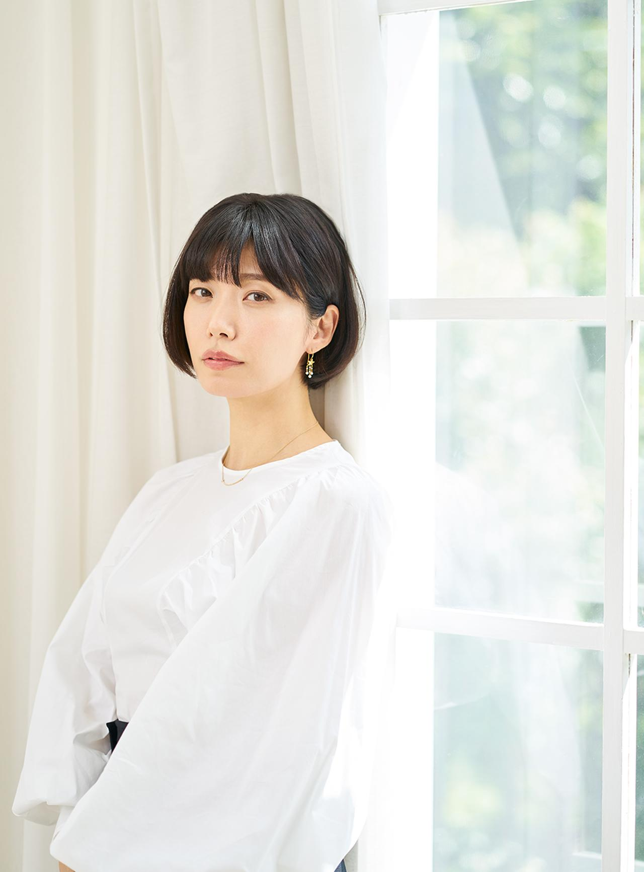 Images : 作家 川上未映子さん