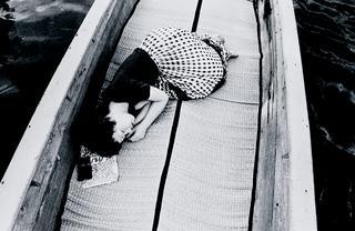 舟の上の陽子
