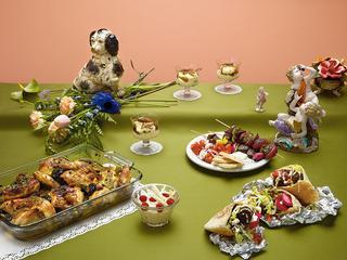 グローバルな発想から生まれた料理がニューヨークで人気を博した