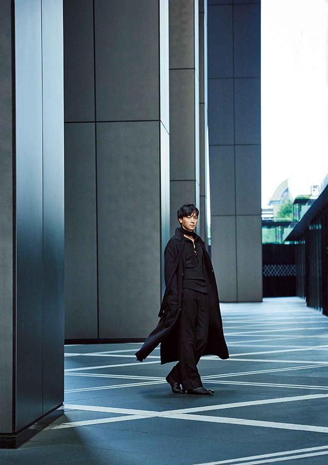 """画像6: 俳優カン・ドンウォンが着こなす """"スタイル""""のある服"""