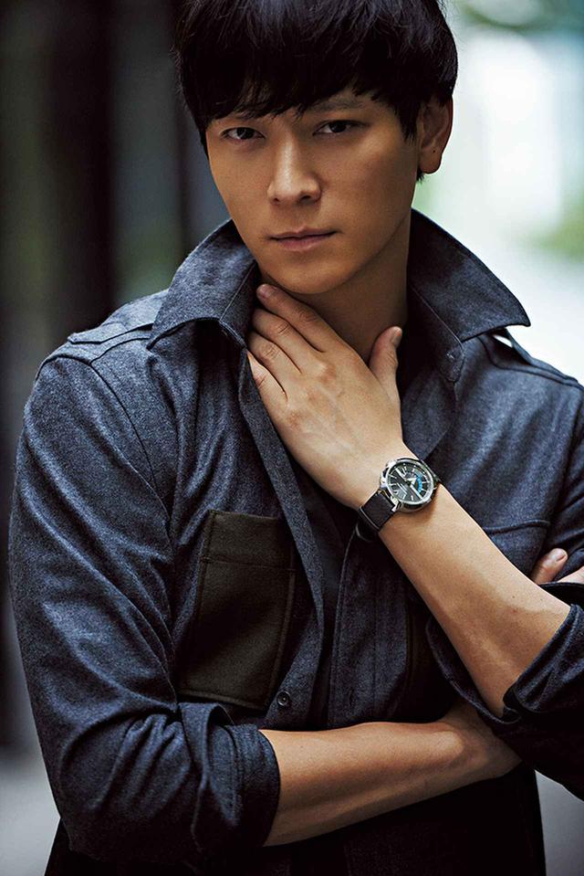 """画像4: 俳優カン・ドンウォンが着こなす """"スタイル""""のある服"""