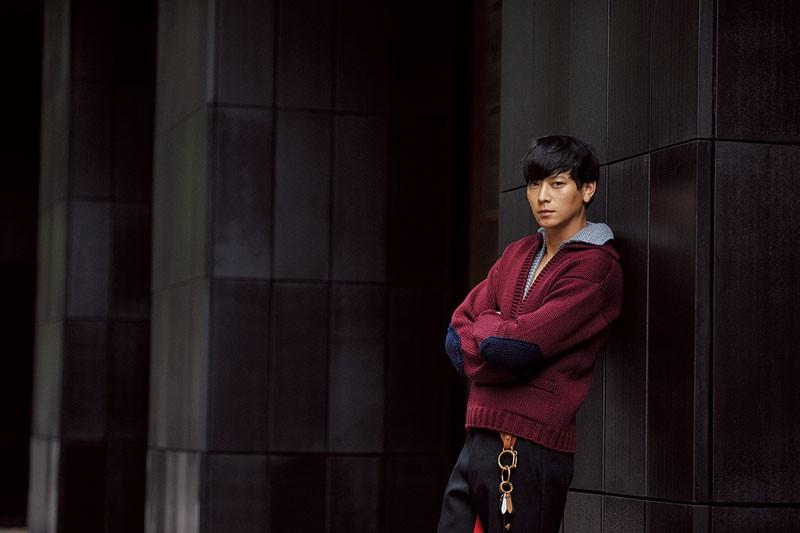 """Images : 1番目の画像 - 「俳優カン・ドンウォンが着こなす """"スタイル""""のある服」のアルバム - T JAPAN:The New York Times Style Magazine 公式サイト"""