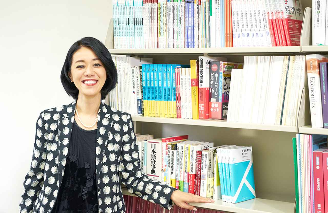 Images : 1番目の画像 - 「Design My Life <Vol.2> 教育経済学者・中室牧子さん 「やりたいことを追求して初めて、 自分に合った生き方が見つかります」」のアルバム - T JAPAN:The New York Times Style Magazine 公式サイト