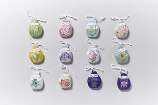 「花守り」全12種 ご奉納料 各¥500
