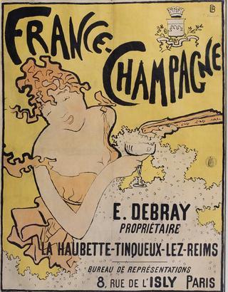 ピエール・ボナール《フランス=シャンパーニュ》
