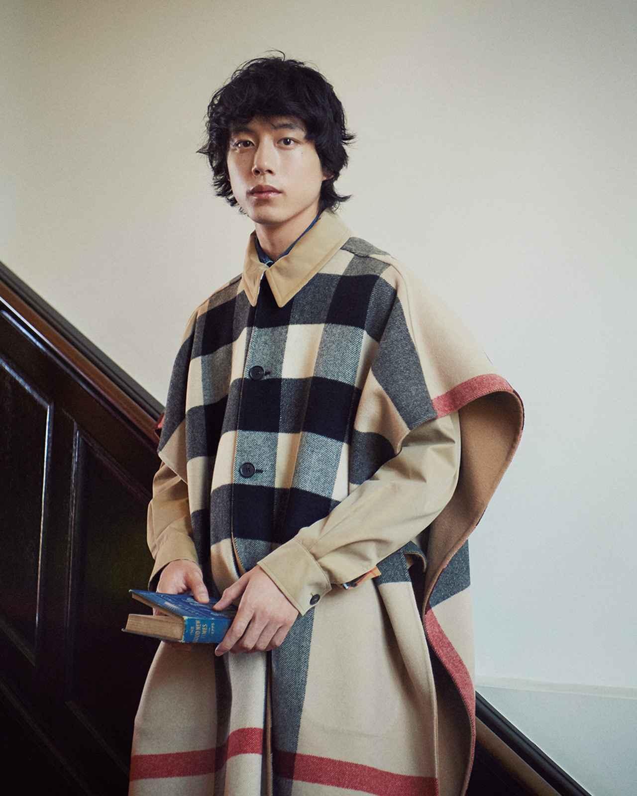 "Images : 2番目の画像 - 「坂口健太郎が語る チェックの服と 役者としての""今""」のアルバム - T JAPAN:The New York Times Style Magazine 公式サイト"