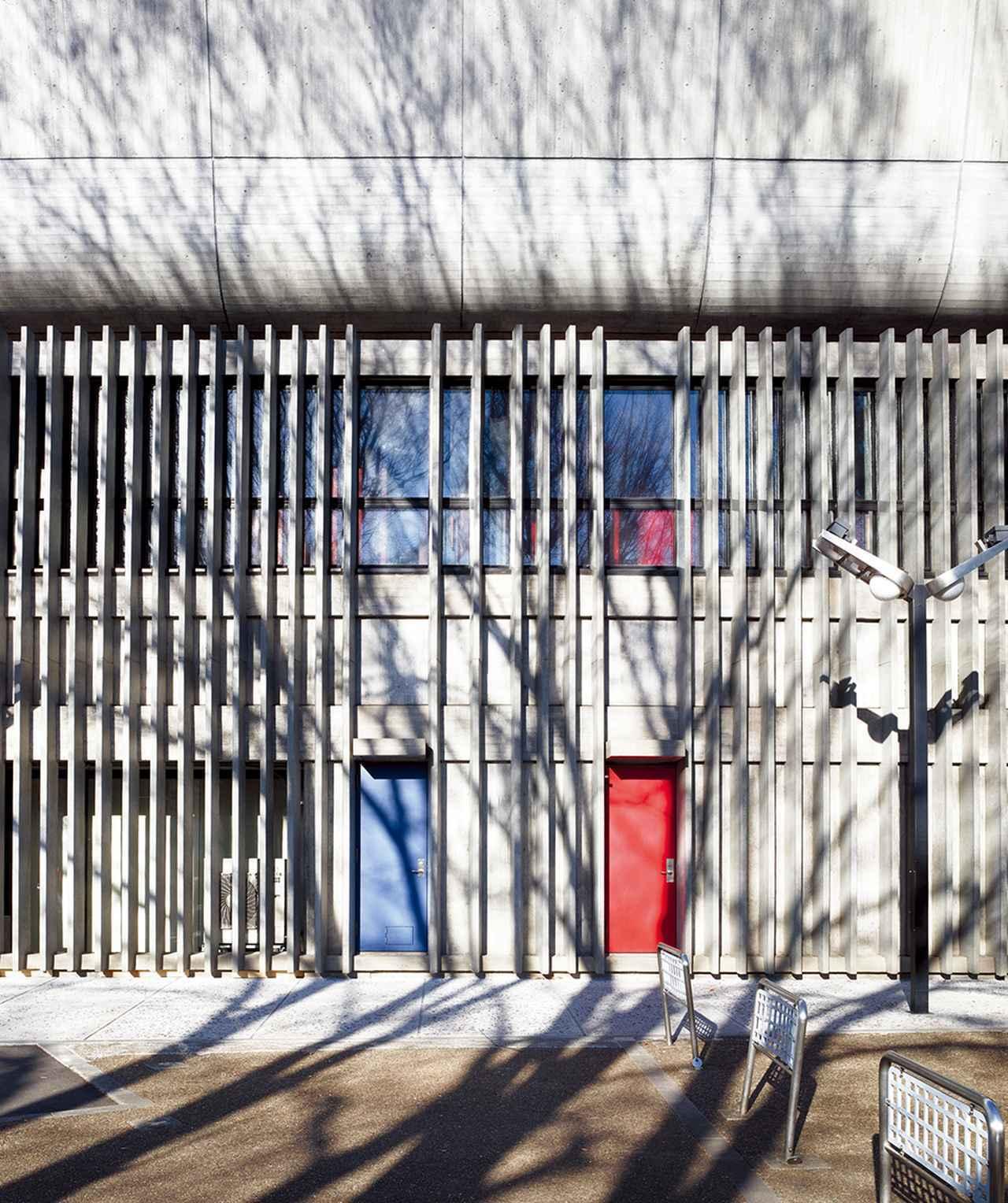 画像: ほかの写真をみる 〈東京文化会館〉の外観