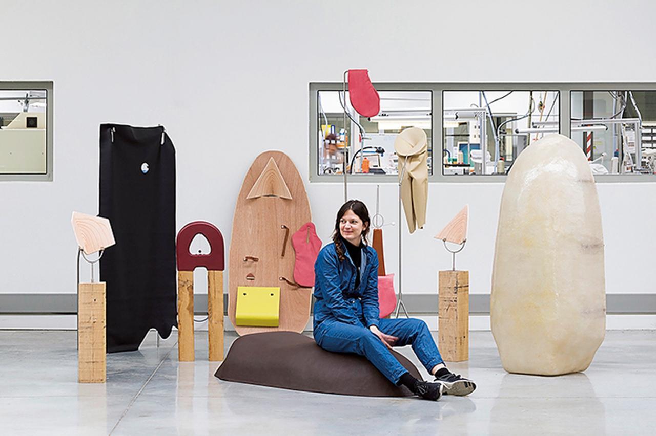 Images : 2番目の画像 - 「TJ News エルメスの工房に招かれた 現代美術家たち」のアルバム - T JAPAN:The New York Times Style Magazine 公式サイト