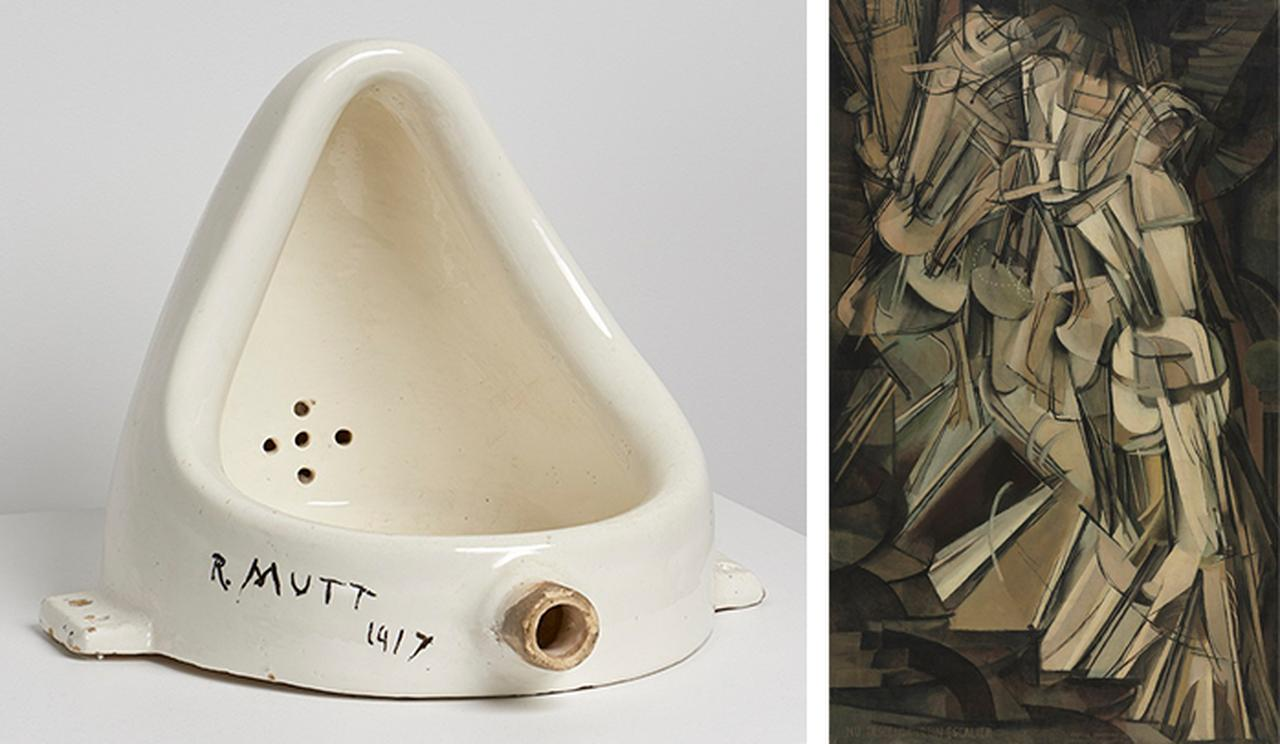 Images : 2番目の画像 - 「マルセル・デュシャンと 日本美術の意外な共通点」のアルバム - T JAPAN:The New York Times Style Magazine 公式サイト