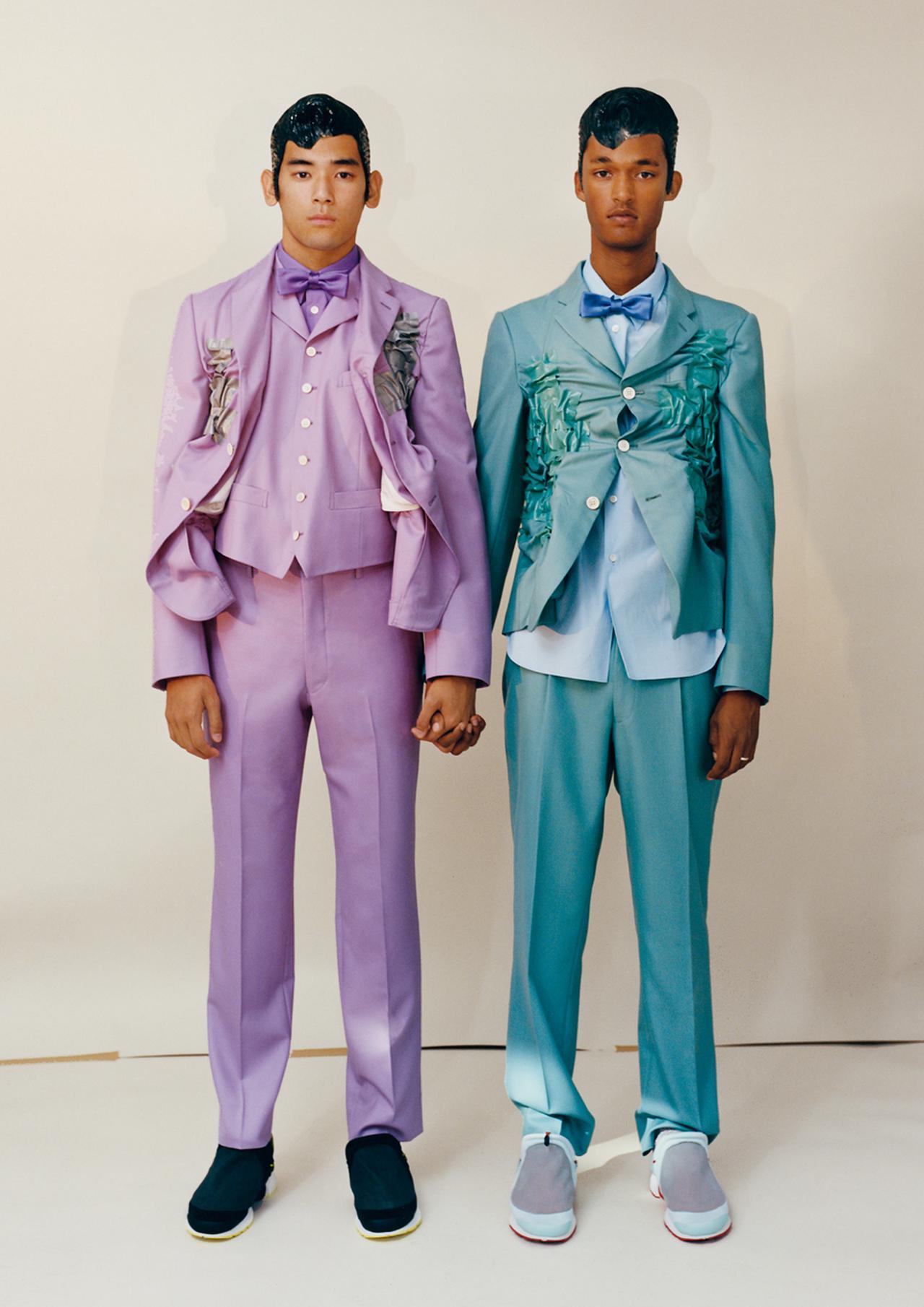 Images : 6番目の画像 - 「川久保 玲ーー ファッションの偉大なる解放者」のアルバム - T JAPAN:The New York Times Style Magazine 公式サイト