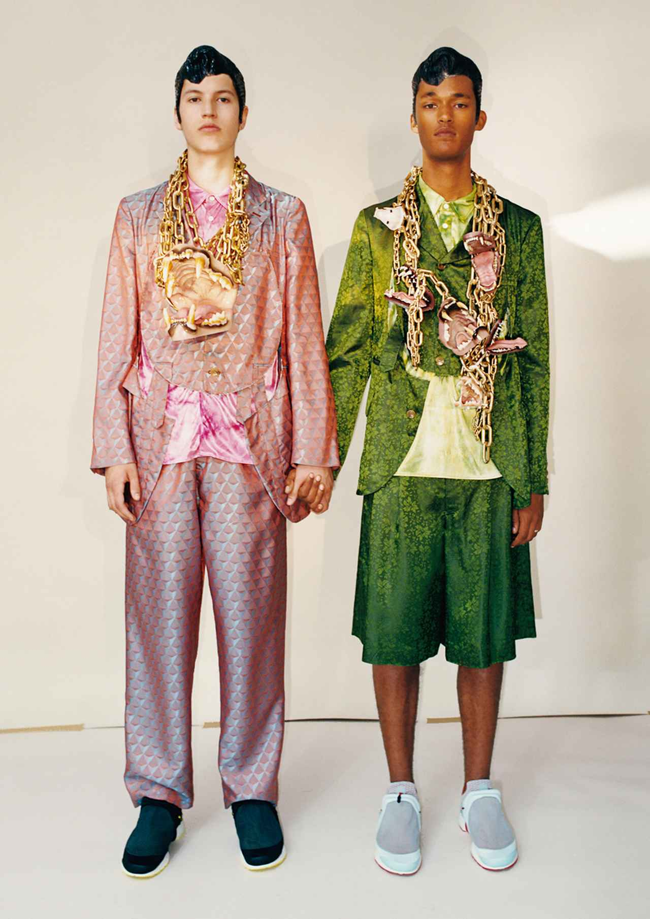 Images : 2番目の画像 - 「川久保 玲ーー ファッションの偉大なる解放者」のアルバム - T JAPAN:The New York Times Style Magazine 公式サイト
