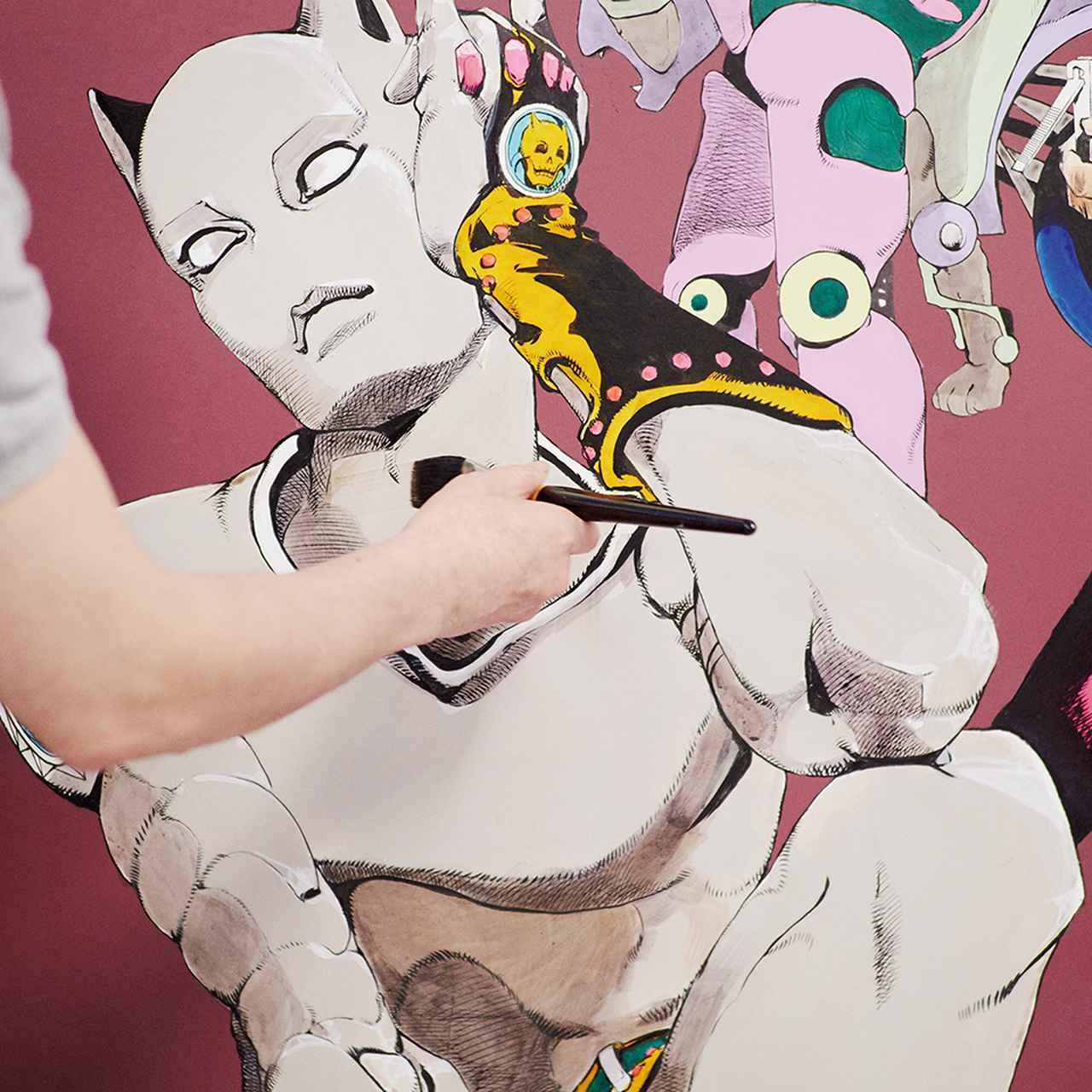 Images : 4番目の画像 - 「スペシャル インタビュー 漫画家・荒木飛呂彦の化学反応」のアルバム - T JAPAN:The New York Times Style Magazine 公式サイト