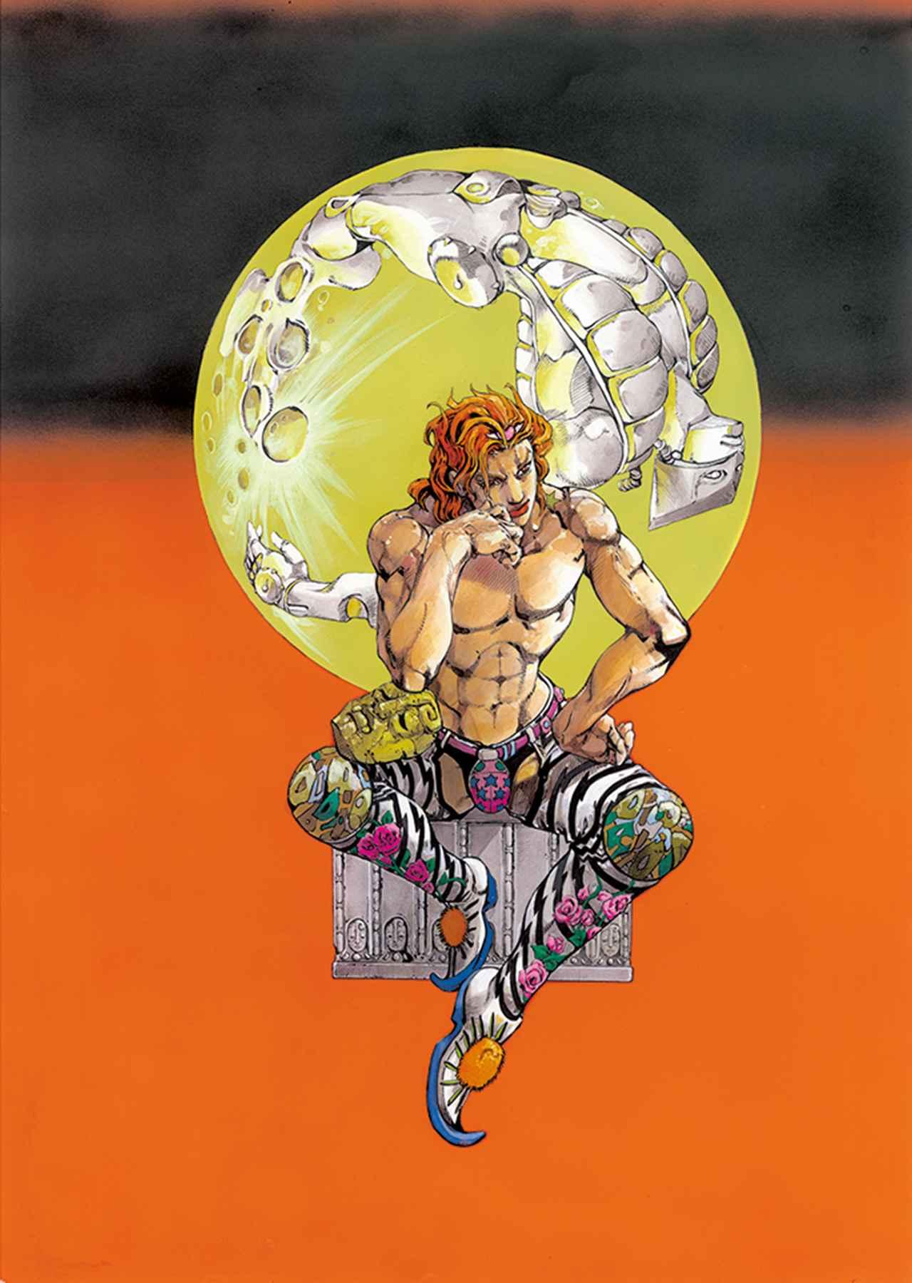 Images : 21番目の画像 - 「スペシャル インタビュー 漫画家・荒木飛呂彦の化学反応」のアルバム - T JAPAN:The New York Times Style Magazine 公式サイト
