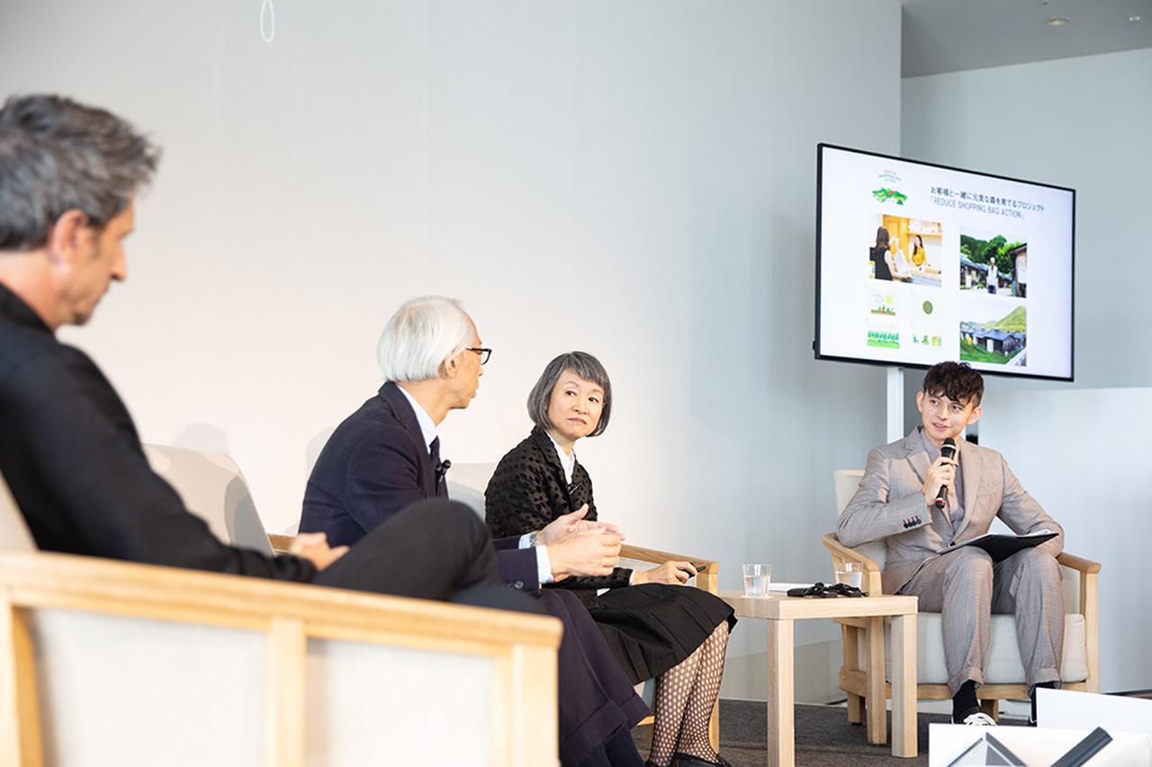 """Images : 3番目の画像 - 「ファッションの創造性を高める """"サステナビリティ""""は可能か?」のアルバム - T JAPAN:The New York Times Style Magazine 公式サイト"""