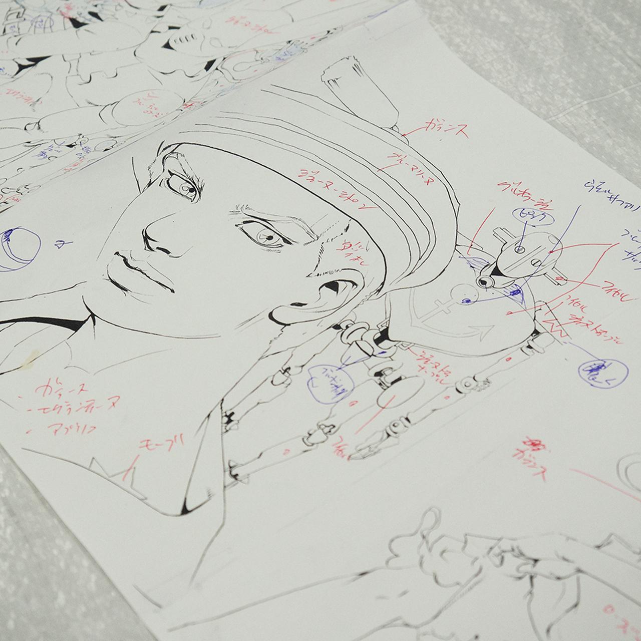 Images : 6番目の画像 - 「スペシャル インタビュー 漫画家・荒木飛呂彦の化学反応」のアルバム - T JAPAN:The New York Times Style Magazine 公式サイト