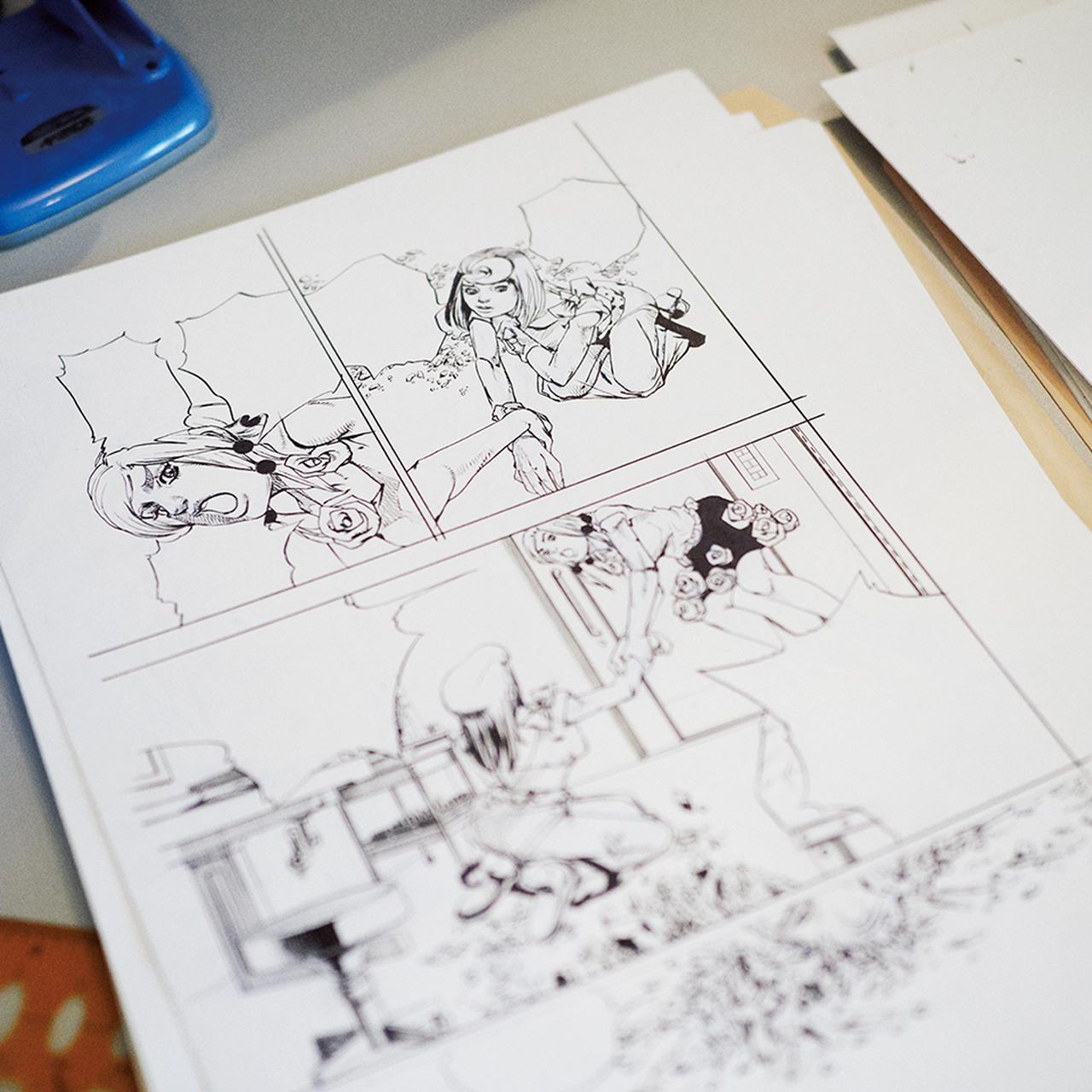 Images : 19番目の画像 - 「スペシャル インタビュー 漫画家・荒木飛呂彦の化学反応」のアルバム - T JAPAN:The New York Times Style Magazine 公式サイト