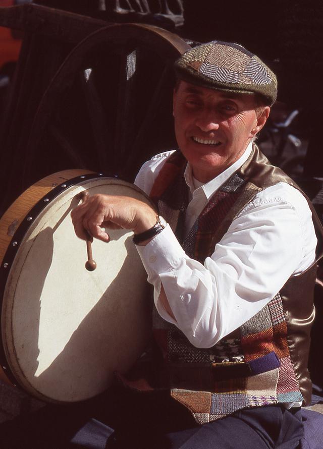画像: 人懐っこく温かみのあるアイルランド人は、いつも音楽とともにある