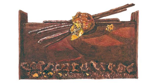 画像4: 今年はメリー・栗スマス! ホテルのケーキを指名買い