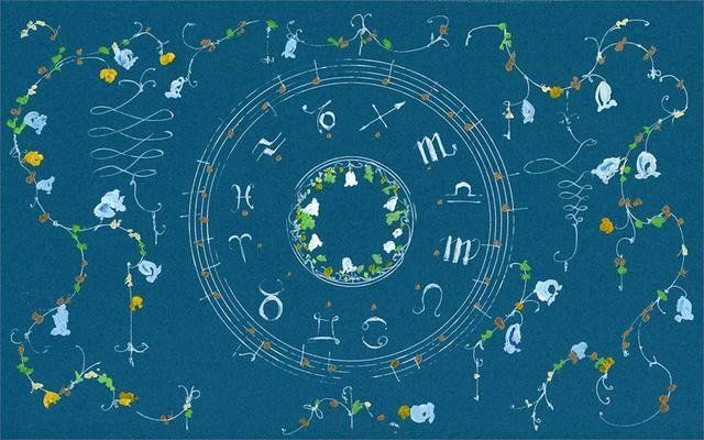 画像1: 濱 美奈子 ハーモニー占星術 2018年12月