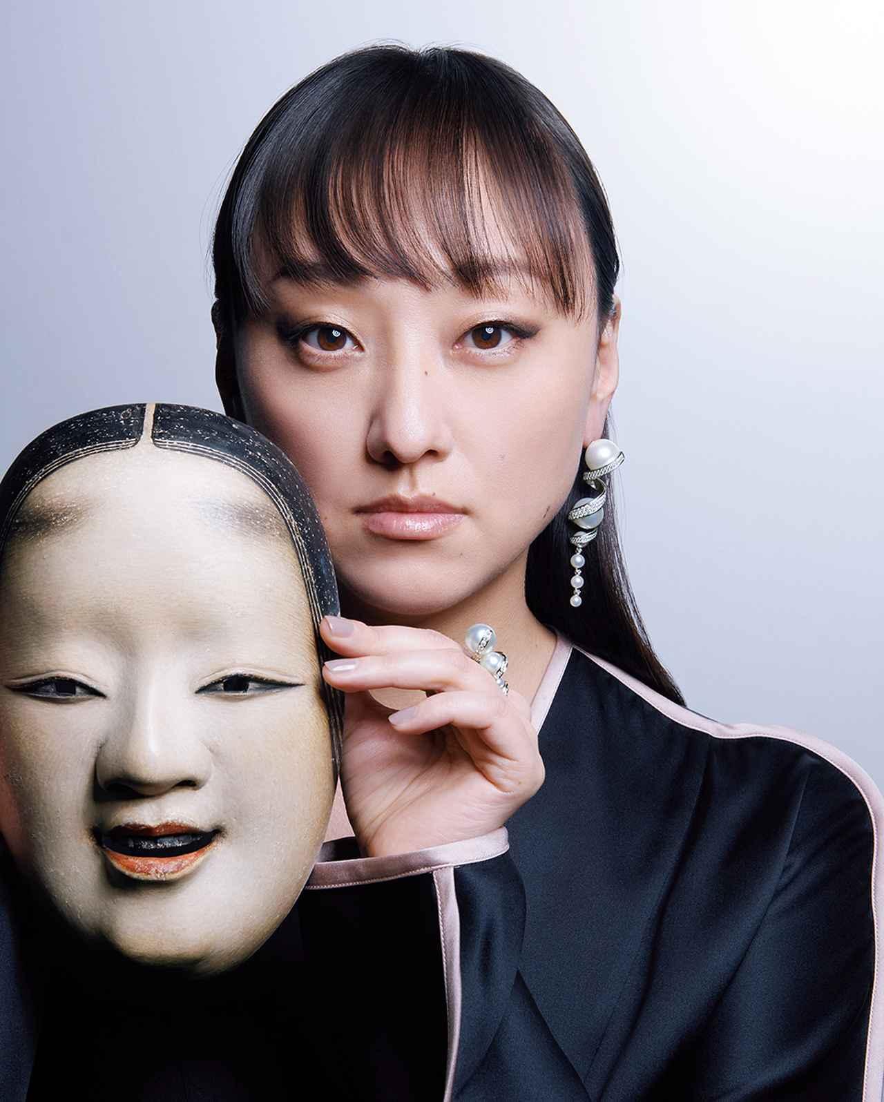 Images : 青木涼子/ 能アーティスト