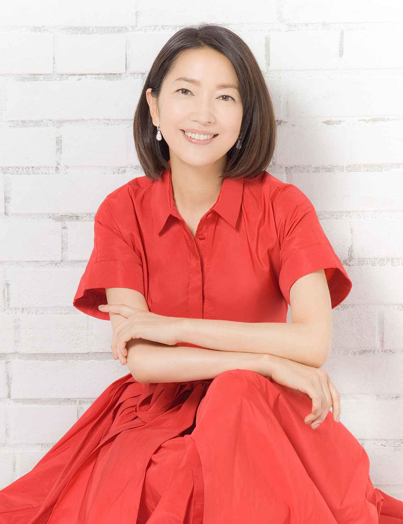 Images : 女優 羽田美智子さん