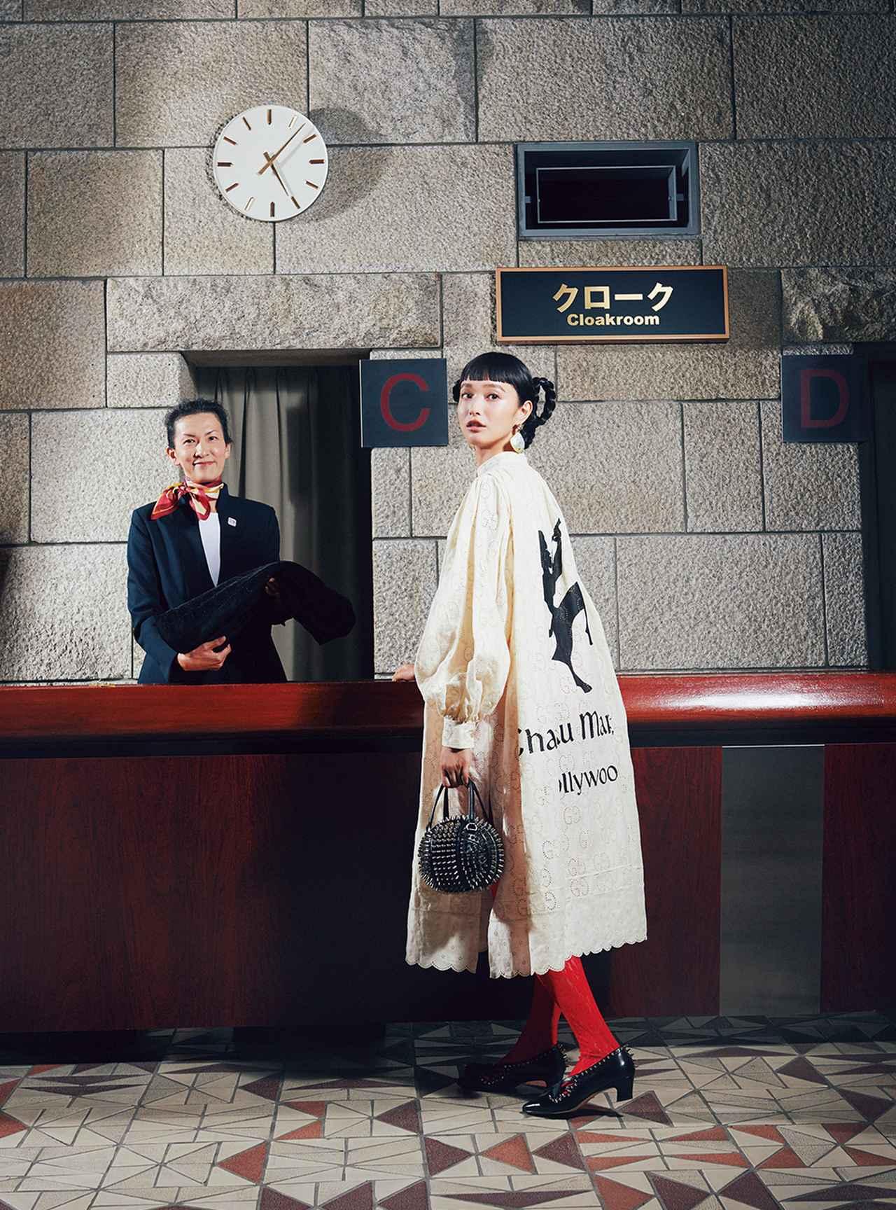 Images : 4番目の画像 - 「至福の時空へ誘う 華麗なる観劇スタイル」のアルバム - T JAPAN:The New York Times Style Magazine 公式サイト