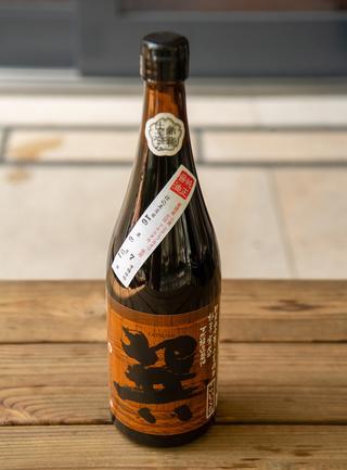 天然醸造大豆醤油(濃口)「巽」<720ml>¥1,200
