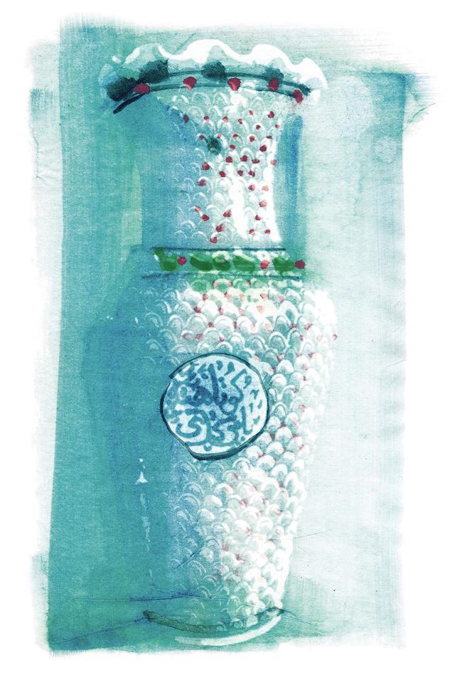 画像2: 花瓶 ほかの写真をみる