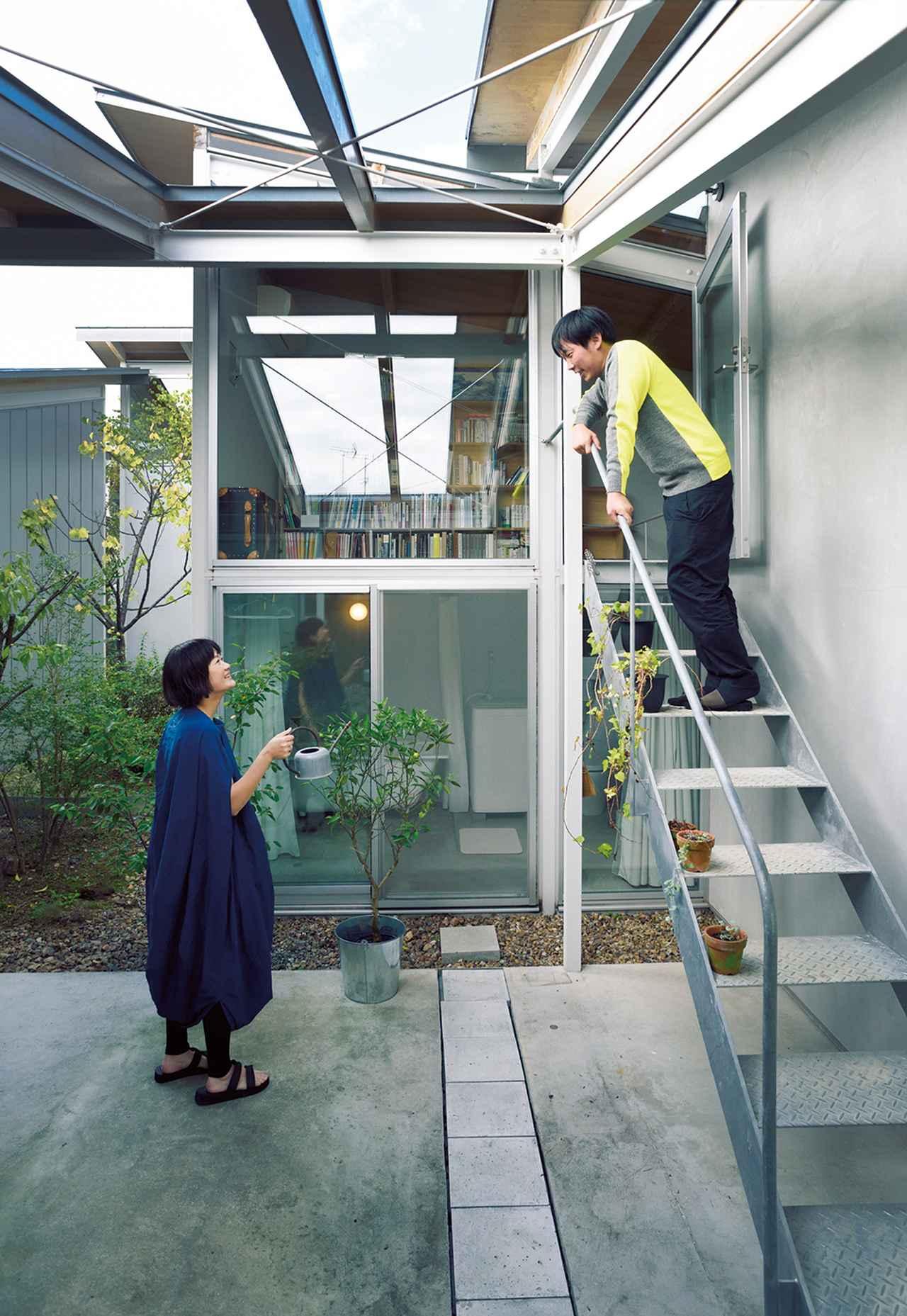 Images : 2番目の画像 - 「「西野山ハウス」の人々が紡ぐ 未来のユートピア」のアルバム - T JAPAN:The New York Times Style Magazine 公式サイト