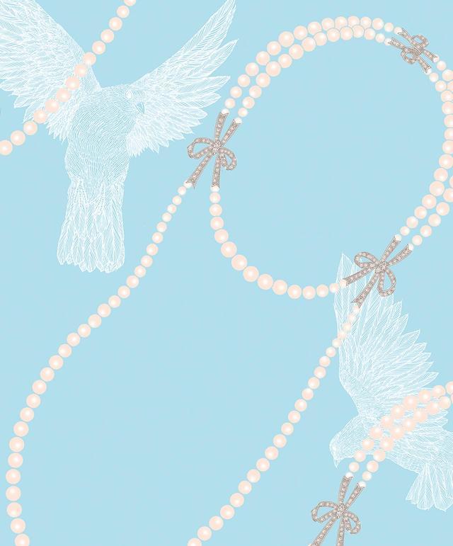画像4: 夢の翼にのせてーー。 ジュエリーとアートが紡ぐ 珠玉の物語