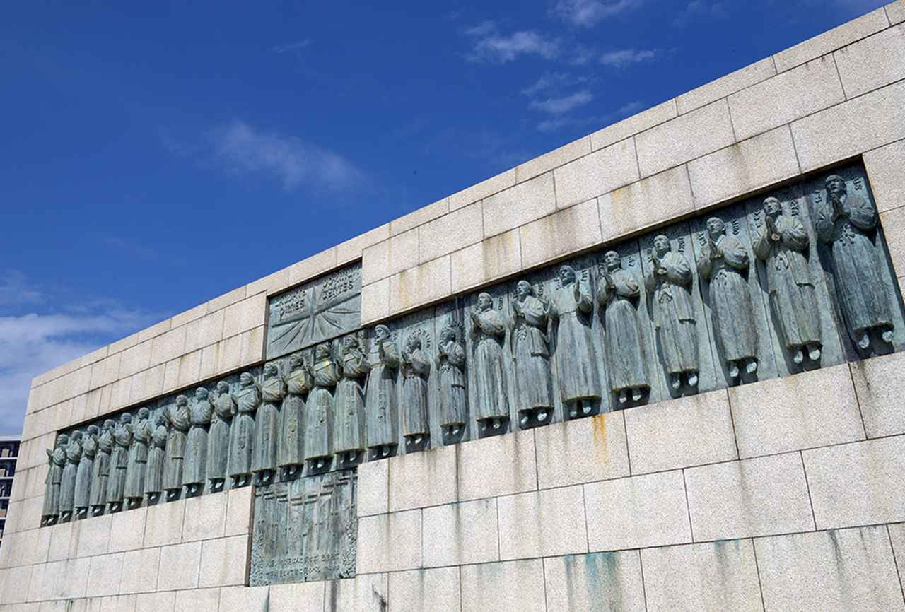 Images : 日本二十六聖人記念館