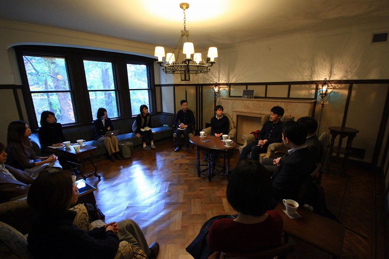 Images : 5番目の画像 - 「日本庭園のあるビジネス・サロン 「kudan house」が目指すもの」のアルバム - T JAPAN:The New York Times Style Magazine 公式サイト
