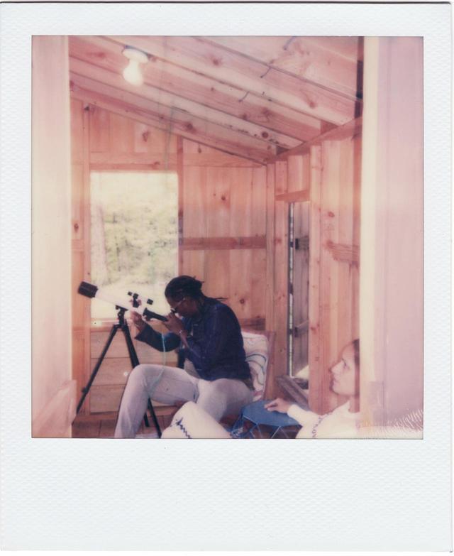 画像10: ポラロイド写真で綴る ミカリーン・トーマスの一週間