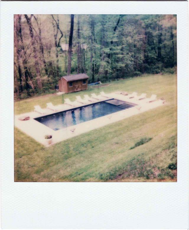 画像9: ポラロイド写真で綴る ミカリーン・トーマスの一週間
