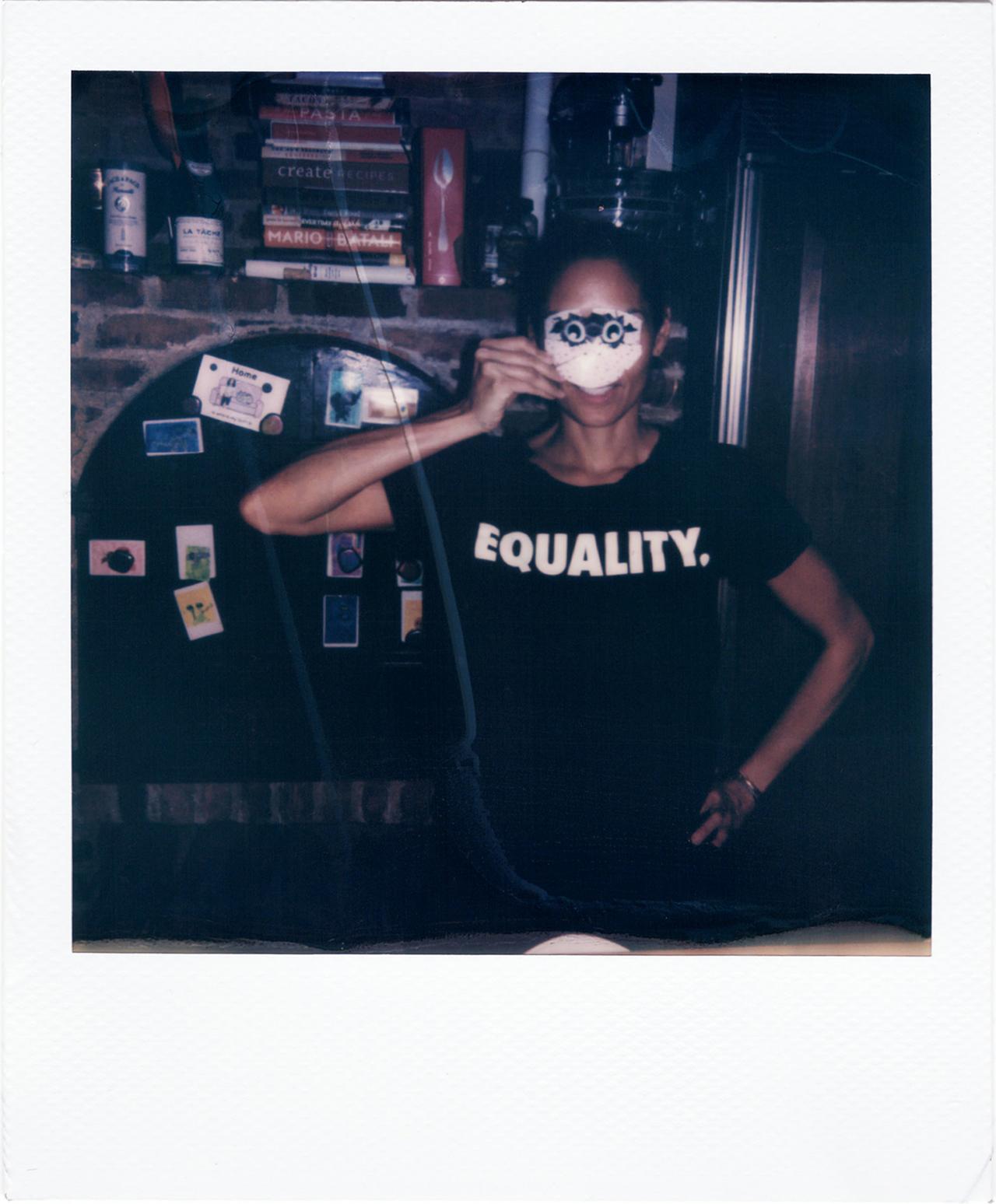 Images : 4番目の画像 - 「ポラロイド写真で綴る ミカリーン・トーマスの一週間」のアルバム - T JAPAN:The New York Times Style Magazine 公式サイト