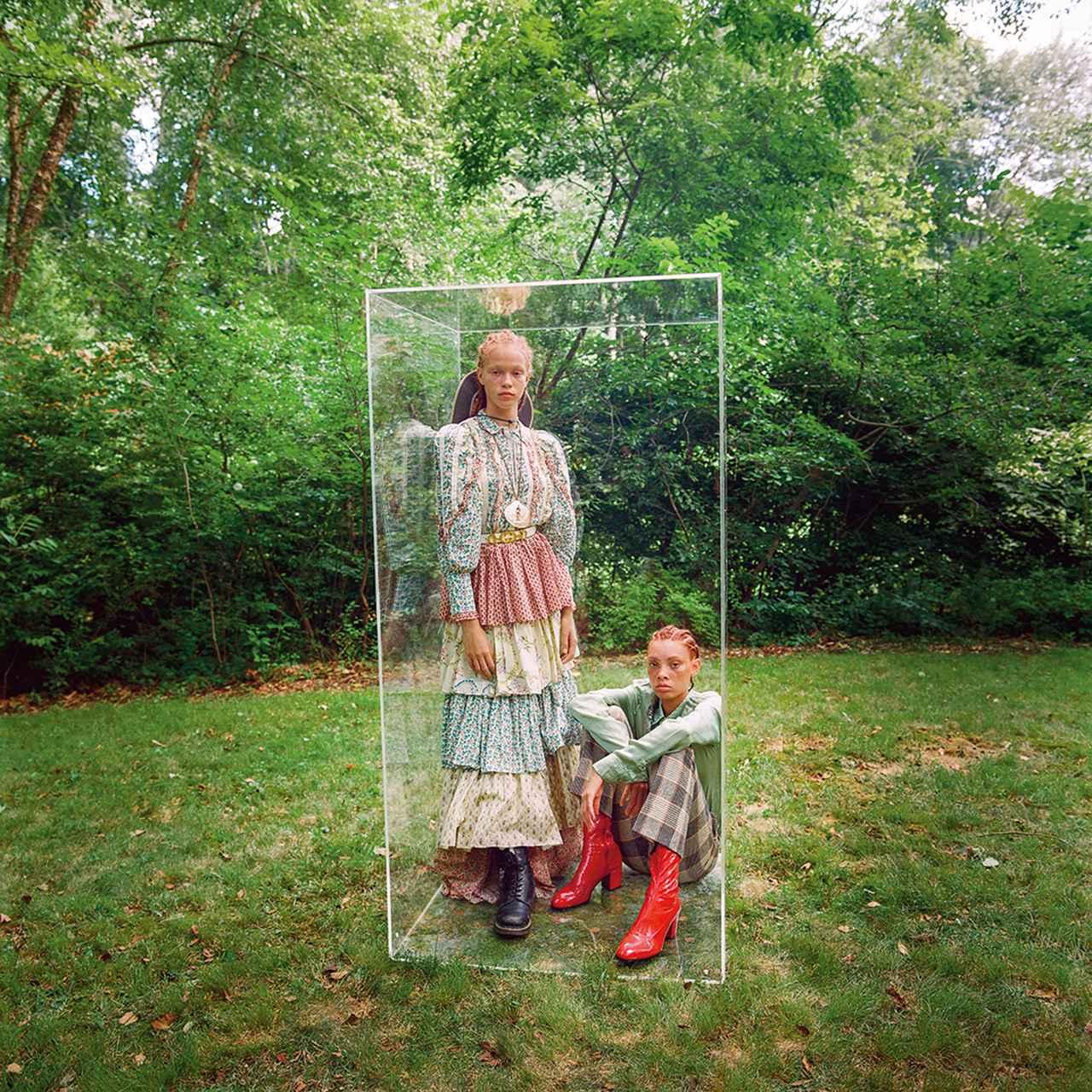 Images : 3番目の画像 - 「アレッサンドロ・ミケーレは こうしてグッチと、 ファッションの定義を革新した <前編>」のアルバム - T JAPAN:The New York Times Style Magazine 公式サイト