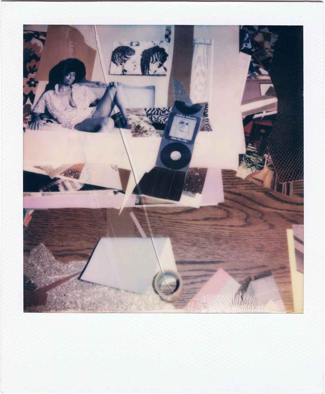 画像5: ポラロイド写真で綴る ミカリーン・トーマスの一週間