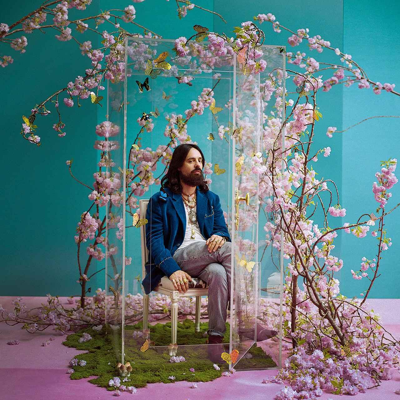 Images : 1番目の画像 - 「アレッサンドロ・ミケーレは こうしてグッチと、 ファッションの定義を革新した <前編>」のアルバム - T JAPAN:The New York Times Style Magazine 公式サイト