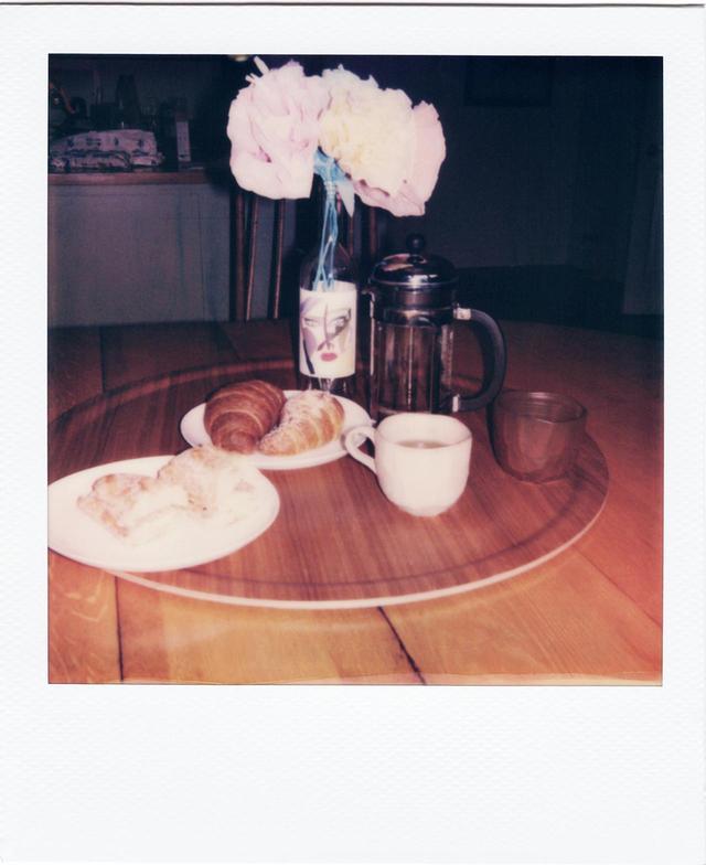画像8: ポラロイド写真で綴る ミカリーン・トーマスの一週間