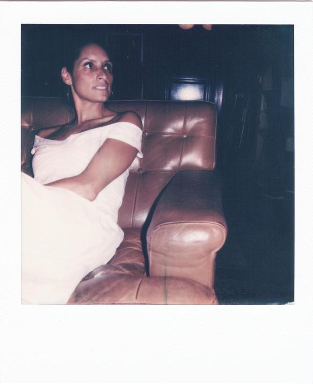 画像1: ポラロイド写真で綴る ミカリーン・トーマスの一週間