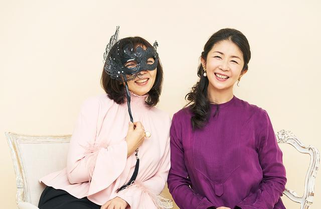 画像1: 2019新春 スペシャル対談 水晶玉子×濱 美奈子 激動の新時代を切り拓くのは 「知の力」!