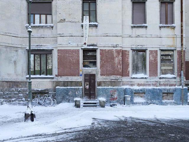 画像4: 映画『サスペリア』のロケ地に潜入 ――荒れ果てたホテルは こうして魔女の巣窟となった